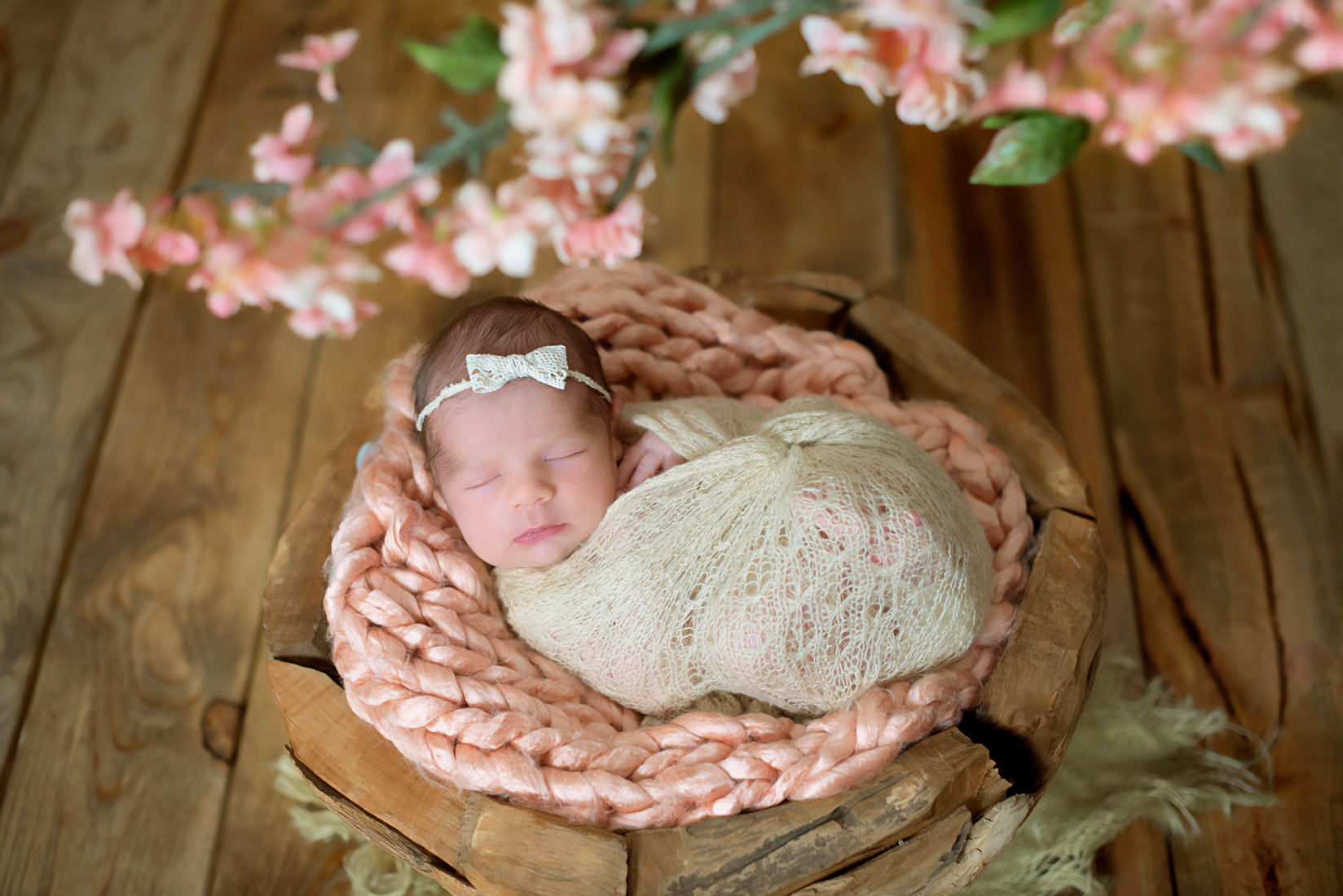 Newborn photographer in Roseville CA
